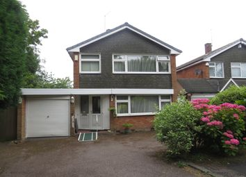 Thumbnail 4 bed detached house for sale in Truro Road, Walsall