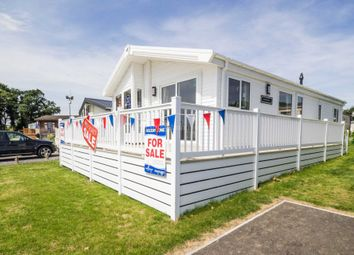 Thumbnail 2 bed lodge for sale in Hook Park Estate, Hook Park Road, Warsash, Southampton