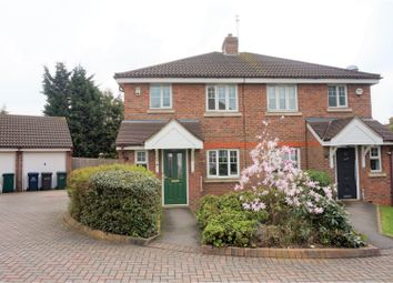Thumbnail 3 bed semi-detached house for sale in Tithe Close, London