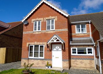 Thumbnail 3 bedroom semi-detached house to rent in Rayburn Court, Blyth