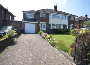 Thumbnail 4 bed semi-detached house for sale in Stanney Lane, Ellesmere Port