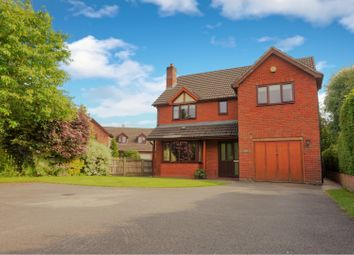 Thumbnail 4 bed detached house for sale in Clun Road, Craven Arms