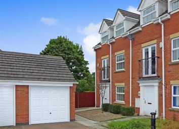Thumbnail 4 bed town house for sale in Moreton Place, Scholar Green, Stoke-On-Trent