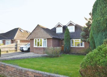 Thumbnail 3 bed detached bungalow for sale in Penn Road, Hazlemere, High Wycombe