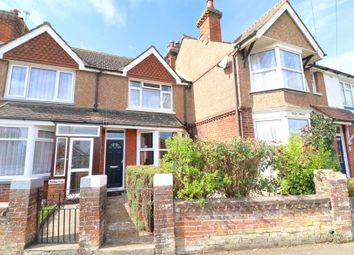 Thumbnail 3 bed terraced house for sale in Hailsham Road, Polegate, East Sussex