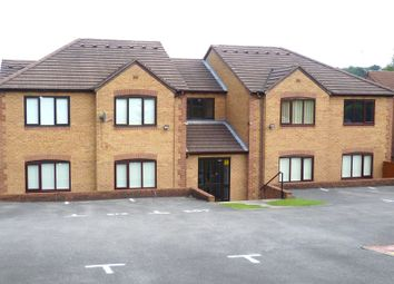 Thumbnail 1 bed flat to rent in Moorland Road, Biddulph, Stoke-On-Trent, Staffordshire