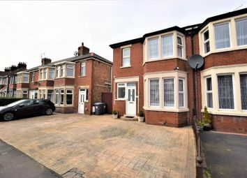 3 bed end terrace house for sale in Harris Avenue, Blackpool, Lancashire FY1