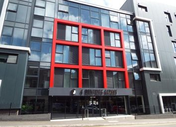 Thumbnail 1 bedroom flat for sale in Unit 339, Spring Place Student Halls, 4 Dumfries Street, Luton