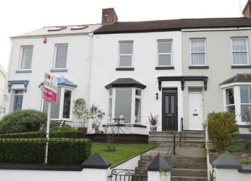 Thumbnail 3 bed terraced house for sale in Old Ferry Road, Saltash