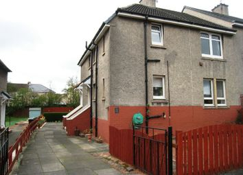 Thumbnail 2 bed flat for sale in Barrowfield Street, Barrowfield, Coatbridge