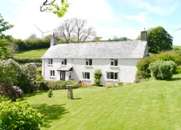 Thumbnail 4 bed farmhouse for sale in Middle Marwood, Barnstaple, Devon