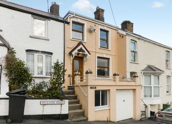 Thumbnail 2 bed terraced house to rent in Hillside Road, Hele Bay, Devon