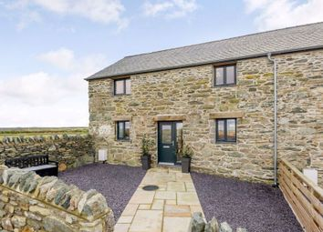 Thumbnail 2 bed barn conversion for sale in Llanfechell, Amlwch
