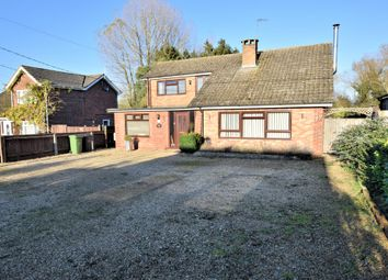 Thumbnail 3 bed property for sale in Swaffham Road, Watton, Thetford