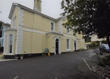 Thumbnail 1 bed flat for sale in Ellesmere Road, Torquay, Devon