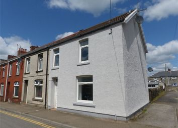 Thumbnail 3 bed end terrace house for sale in Wigan Terrace, Bryncethin, Bridgend, Mid Glamorgan