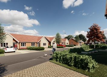 Thumbnail 2 bed semi-detached bungalow for sale in Green Lane, Pilsley, Chesterfield