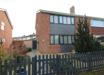 Thumbnail 3 bedroom semi-detached house for sale in Well Lane, Yatton, North Somerset