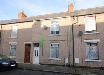 Thumbnail 2 bed terraced house for sale in Albert Street, Chilton, County Durham