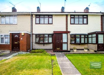 Thumbnail 3 bedroom terraced house for sale in Somerfield Road, Walsall