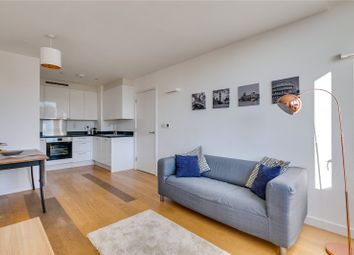 Thumbnail 1 bed flat for sale in Apex Court, 1 Woodger Road, London