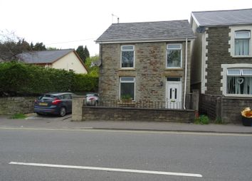 Thumbnail 3 bed detached house for sale in Bryncethin, Bridgend