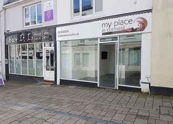 Thumbnail Retail premises for sale in 19, Molesworth Street, Wadebridge, Cornwall