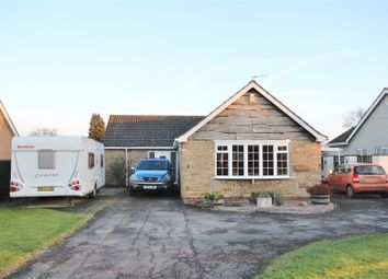 Thumbnail 3 bed detached bungalow for sale in Breighton Road, Bubwith, Selby