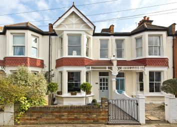Thumbnail 5 bed terraced house for sale in Trentham Street, Southfields, London