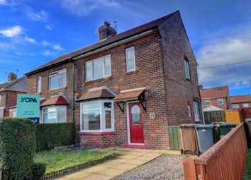 2 bed semi-detached house for sale in Bamburgh Road, Palmersville, Newcastle Upon Tyne NE12