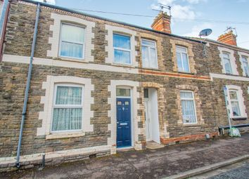 Thumbnail 3 bedroom terraced house for sale in Daniel Street, Cathays, Cardiff