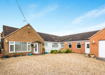 Thumbnail 5 bed detached bungalow for sale in Forest Lane, Walesby, Newark