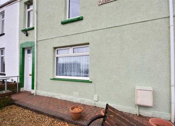 Thumbnail 3 bedroom terraced house for sale in Pleasant View Terrace, Mount Pleasant, Swansea