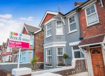Thumbnail 5 bed semi-detached house for sale in Whitley Road, Eastbourne
