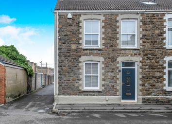 Thumbnail 2 bed end terrace house for sale in Hoo Street, Briton Ferry, Neath