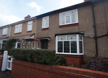 Thumbnail 3 bed terraced house to rent in Longsight Avenue, Clitheroe, Lancashire