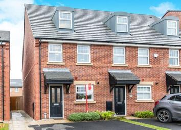 Thumbnail 3 bed semi-detached house for sale in Felthouse Drive, Leigh, Greater Manchester