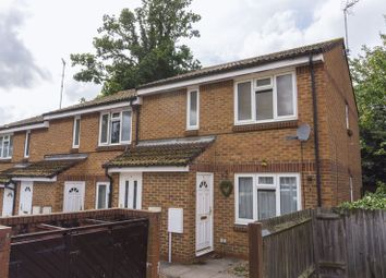 Thumbnail 1 bed maisonette to rent in Petley Close, Flitwick, Bedford
