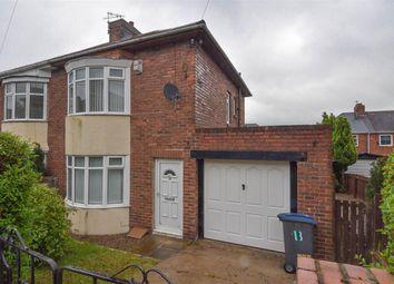 Thumbnail 2 bed semi-detached house to rent in Chaytor Road, Bridgehill, Consett