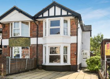 Thumbnail 2 bedroom semi-detached house for sale in High Wycombe, Buckinghamshire