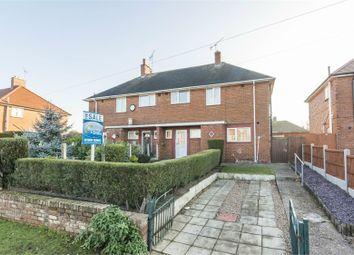 Thumbnail 3 bed semi-detached house for sale in Pelham Street, Worksop, Nottinghamshire