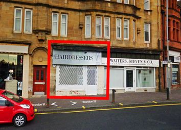 Thumbnail Commercial property for sale in Brandon Street, Motherwell