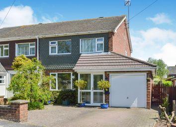 3 bed semi-detached house for sale in Chalmers Avenue, Haversham, Milton Keynes MK19