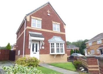 Thumbnail 3 bed detached house for sale in Keats Close, Widnes, Cheshire