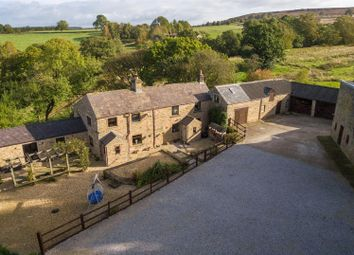 Thumbnail 5 bed detached house for sale in Rowsley, Matlock