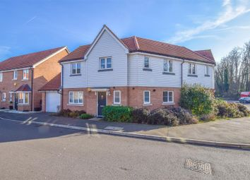 Thumbnail 3 bed property for sale in Aldermere Avenue, Cheshunt, Waltham Cross