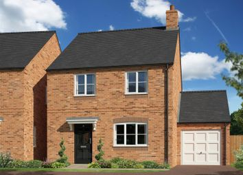 Thumbnail 4 bed detached house for sale in Swan Lane, Coventry