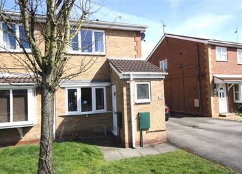 Thumbnail 2 bed semi-detached house for sale in Woodbeck Rise, Retford, Nottinghamshire