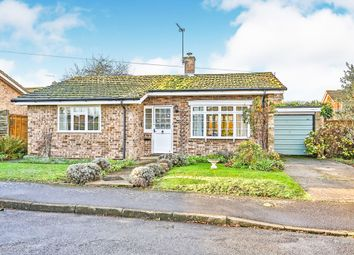 Thumbnail 2 bedroom detached bungalow for sale in Holland Court, Toftwood, Dereham
