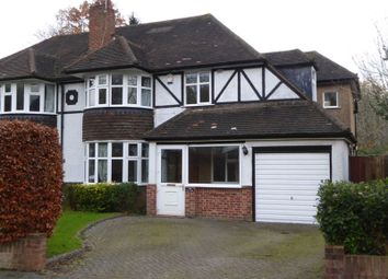 Thumbnail 4 bed semi-detached house to rent in Copley Way, Tadworth